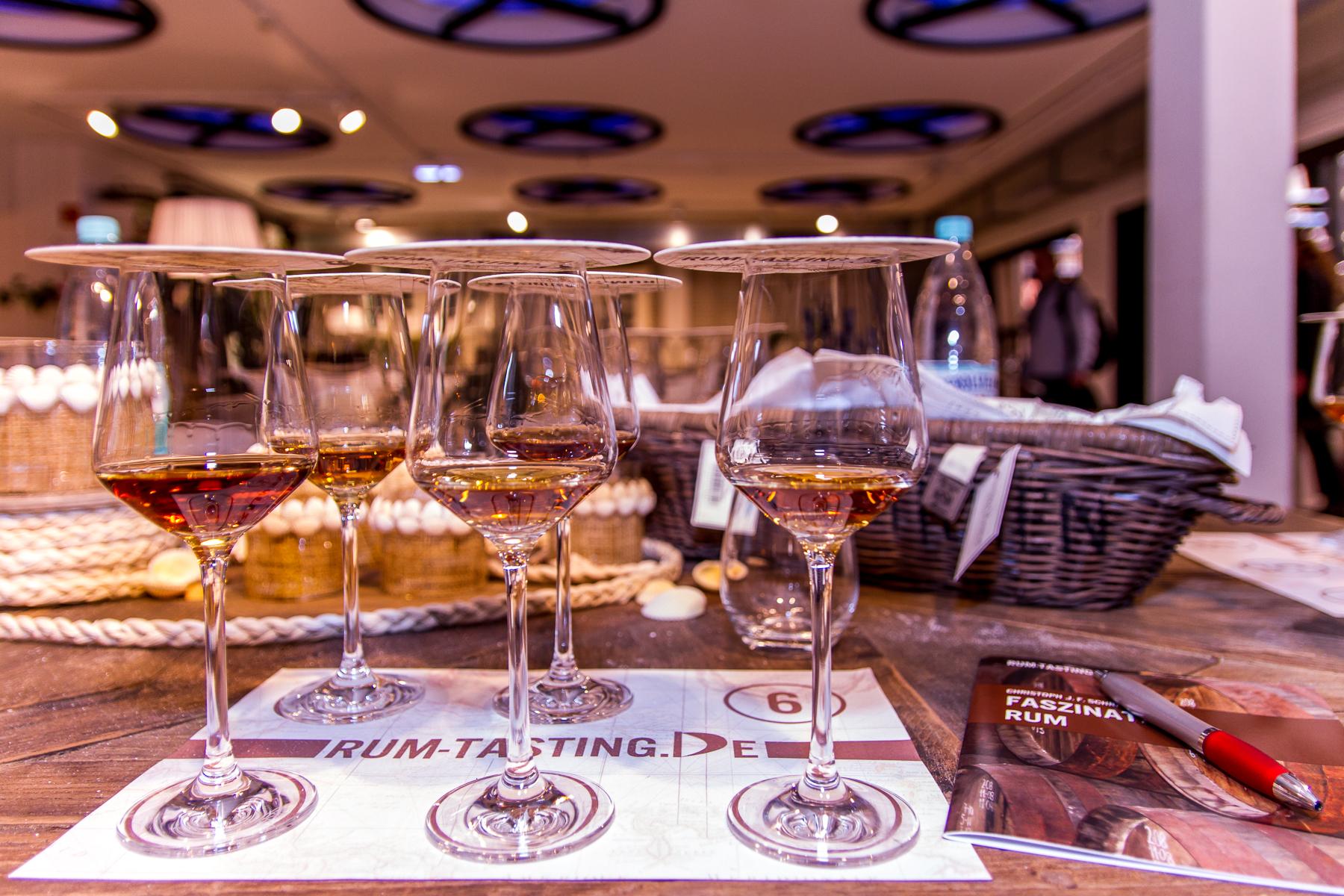 Rum Erlebnis Tasting Ticket (Kopie)