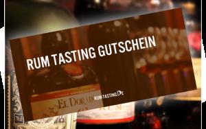 Rum Tasting Erlebnisgutschein (digital)
