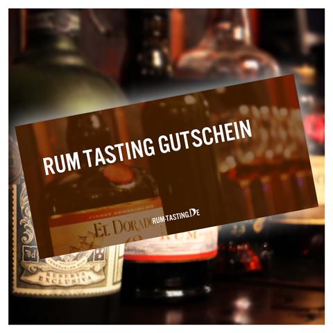 Rum Tasting Erlebnisgutschein